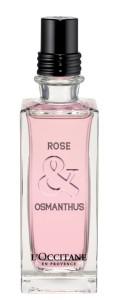 Eau De Toilette ROSE & OSMANTHUS_L'Occitane