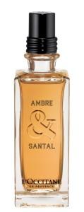 Eau de toilette AMBRA & SANTAL L'Occitane